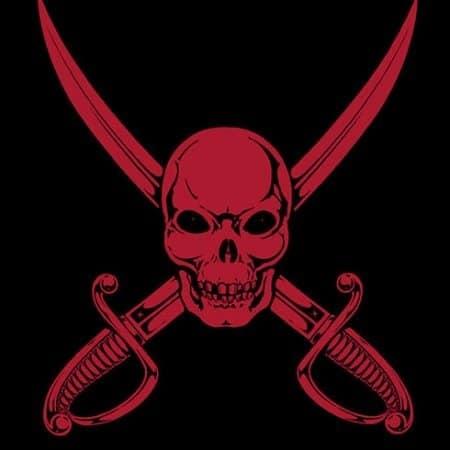 Jolly Roger T-Shirt ©celticjackalope.com