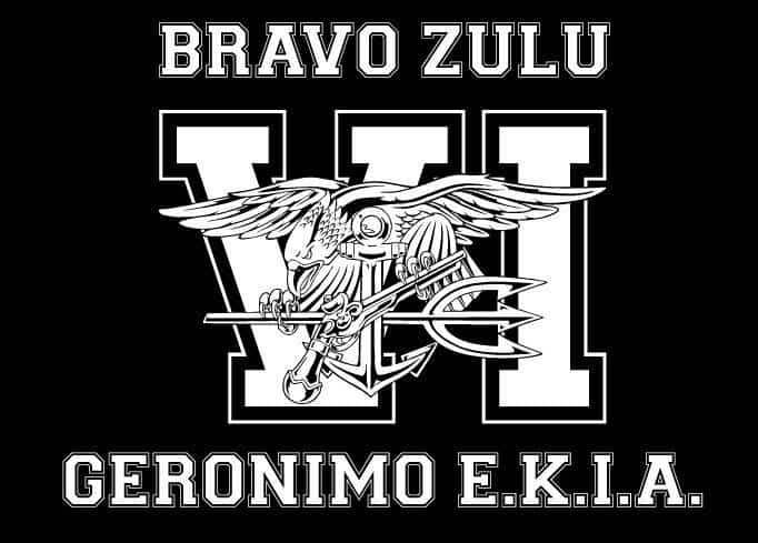 US NAVY SEAL TEAM SIX - Bravo Zulu T-Shirt