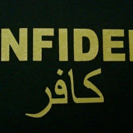 Infidel Black T-Shirt ©celticjackalope.com