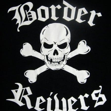 Border Reivers T-Shirt ©celticjackalope.com