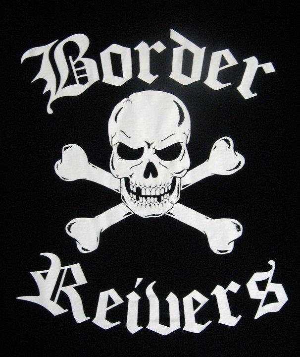 Border Reivers T-Shirt ©celticjackalope.com