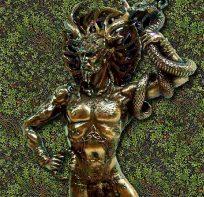 Celtic Jackalope Statues